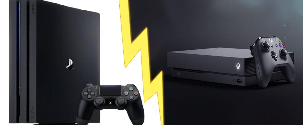 Crossplay Zwischen PS Und Xbox One Microsoft Spricht Mit Sony - Minecraft ps4 pc zusammen spielen