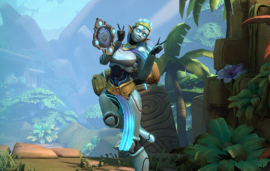 Paladins ReplikantYing