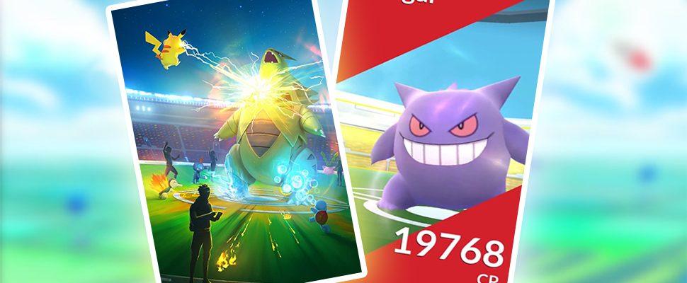 Pokémon GO: Neue Belohnungen für Raids ab jetzt im Spiel