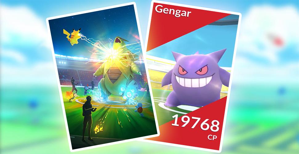 Pokémon GO Raids Titel
