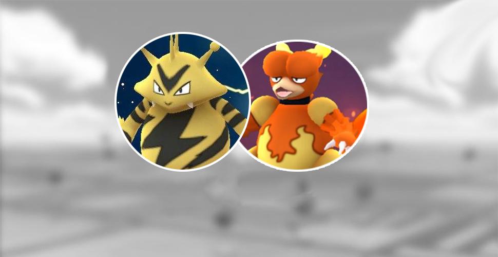 Pokémon GO 2er Elekmar