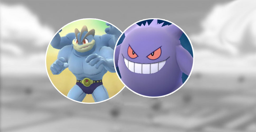 Pokémon GO 2er Machengar