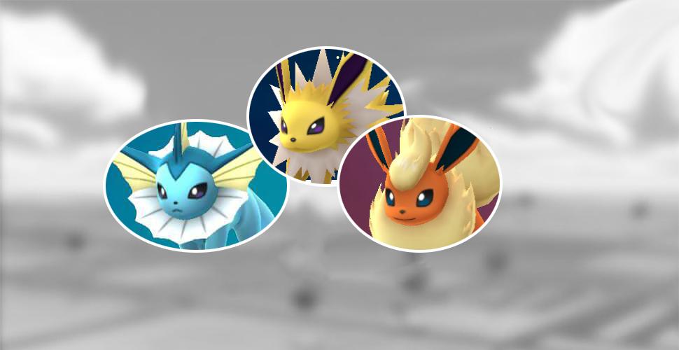 Pokémon GO 3er Aquablitzara