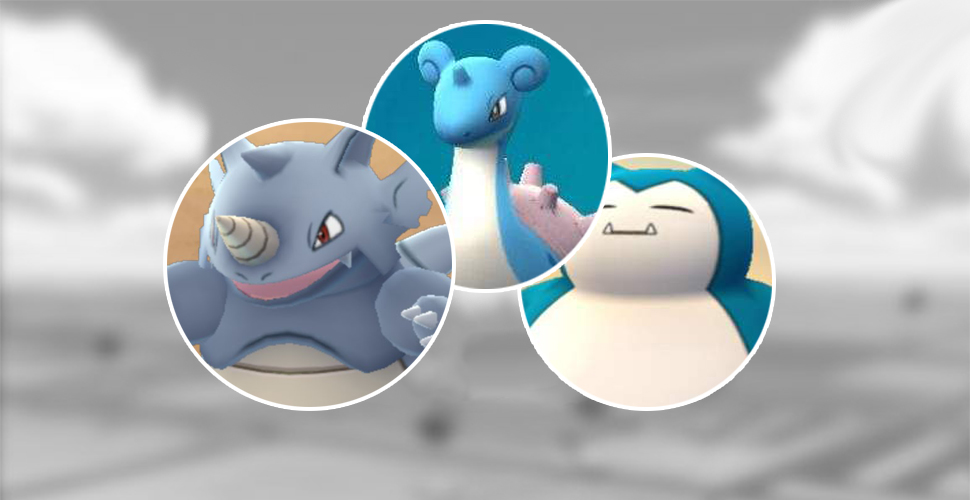 Pokémon GO 3er Rilaxo