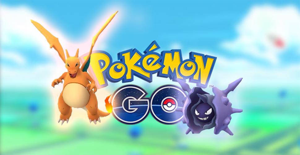 Pokémon GO Feuer und Eis Event Titel