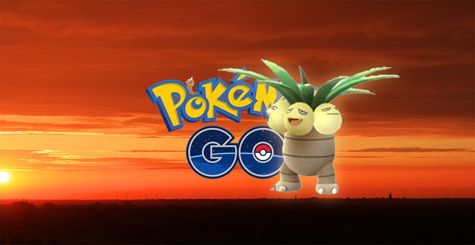 Pokémon GO Kokowei