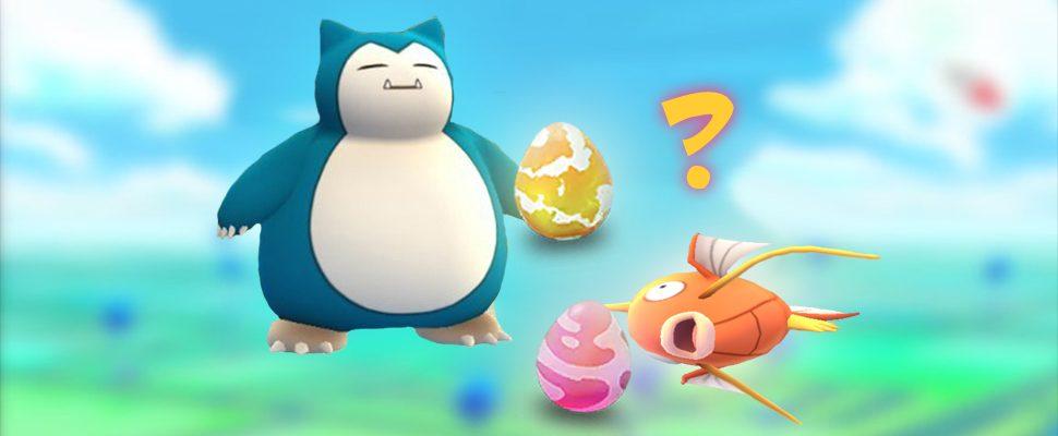 Die Raid-Eier sind zurück – Gemischte Reaktionen in Pokémon GO