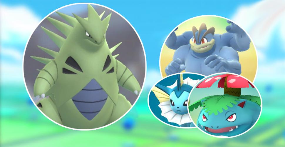 Pokémon GO Raid-Konter Titel