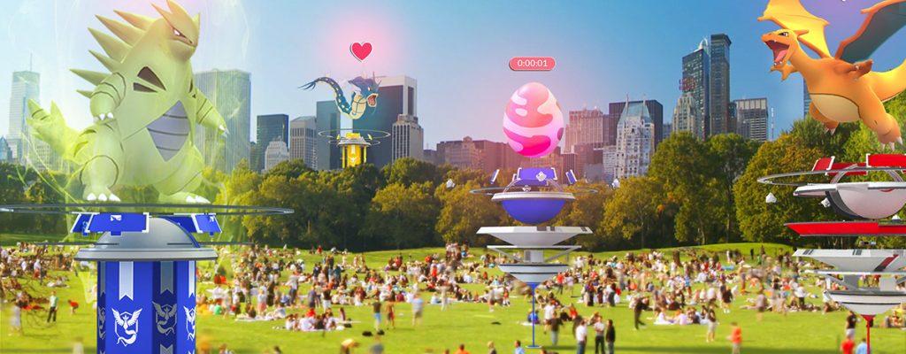 Pokémon GO: Raids bringen jetzt mehr Sternenstaub, weniger Beeren