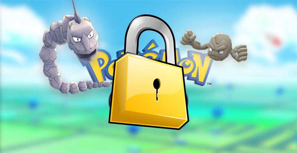 Pokémon GO Schloss