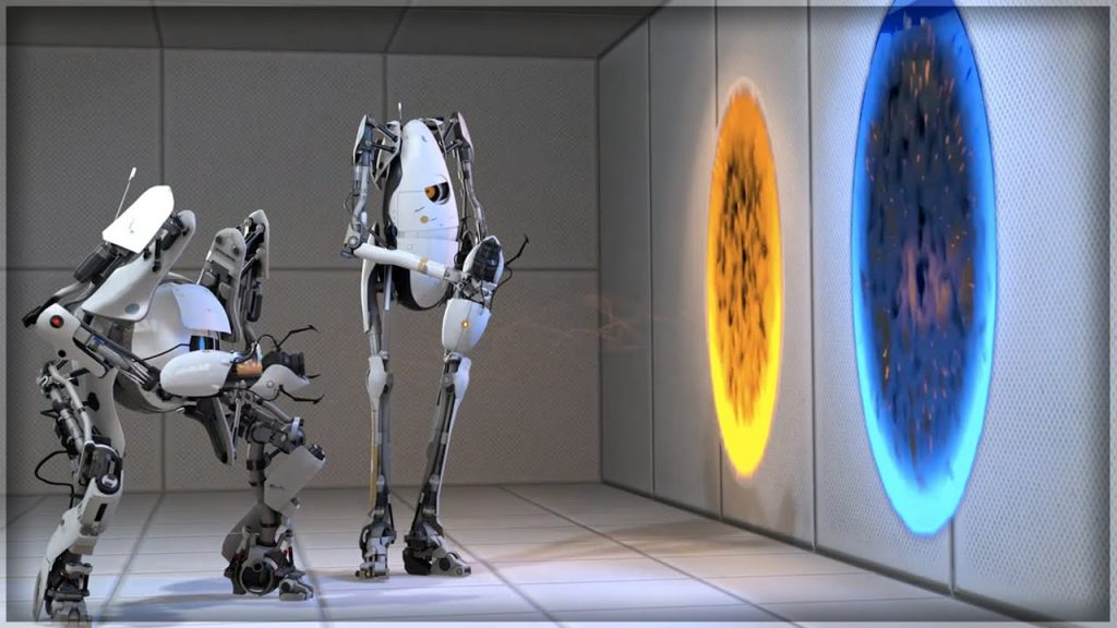 Portal 2 Screen