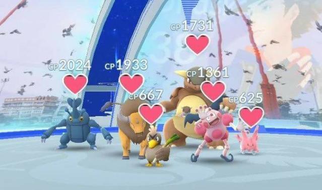 Pokémon GO Regional-Squad