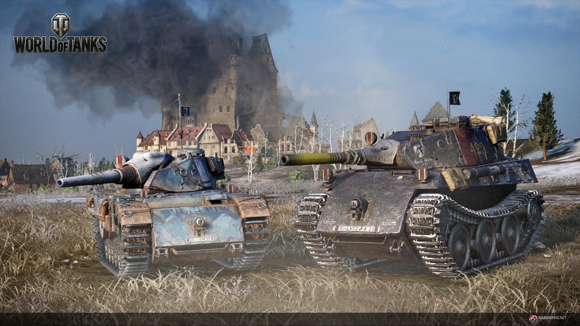 World of Tanks Valkyria 01
