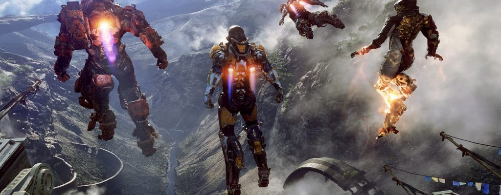 Anthem: PS4-Trailer war Xbox One X-Gameplay mit Photoshop gefälscht