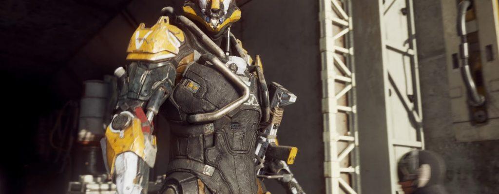 """BioWare beschwichtigt Spieler: """"Anthem bekommt eine tolle Story"""""""