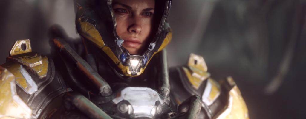 Anthem ist ein Third-Person-Shooter und RPG – Alles zum Gameplay-Reveal