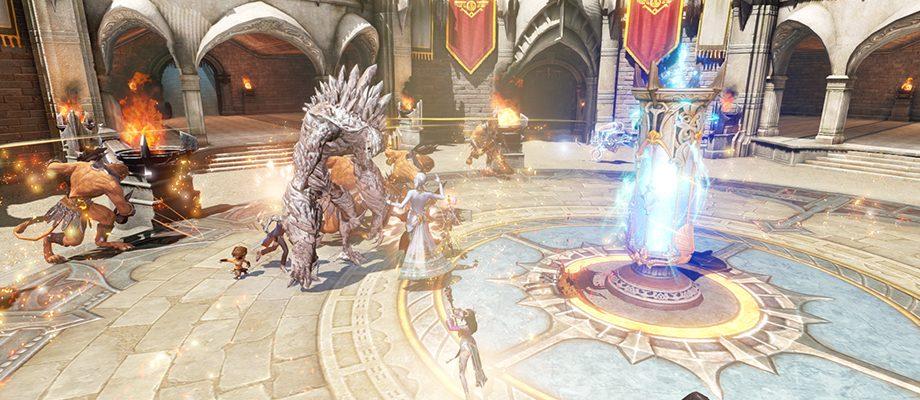 MMORPG Astellia bedient sich am beliebten Kampfsystem von Guild Wars 2