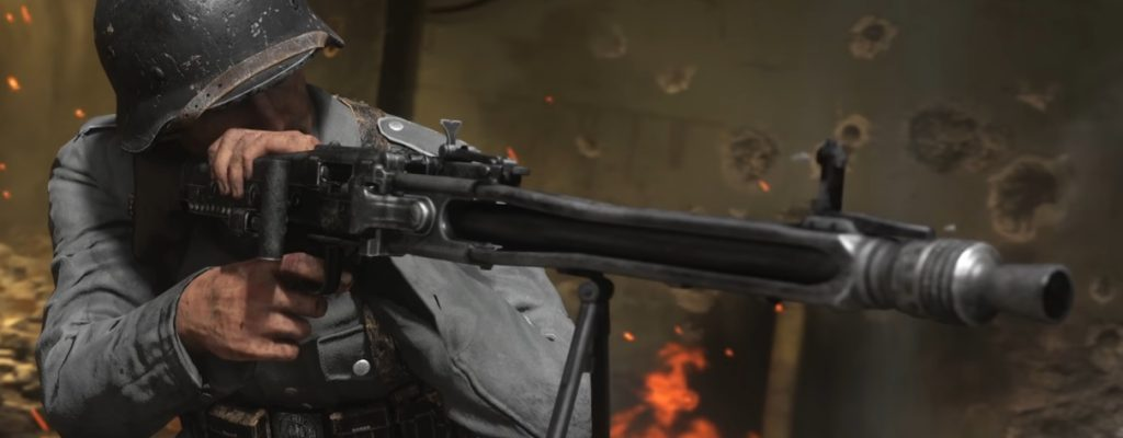Call of Duty WW2: Start der Beta bekannt – Multiplayer-Trailer der E3