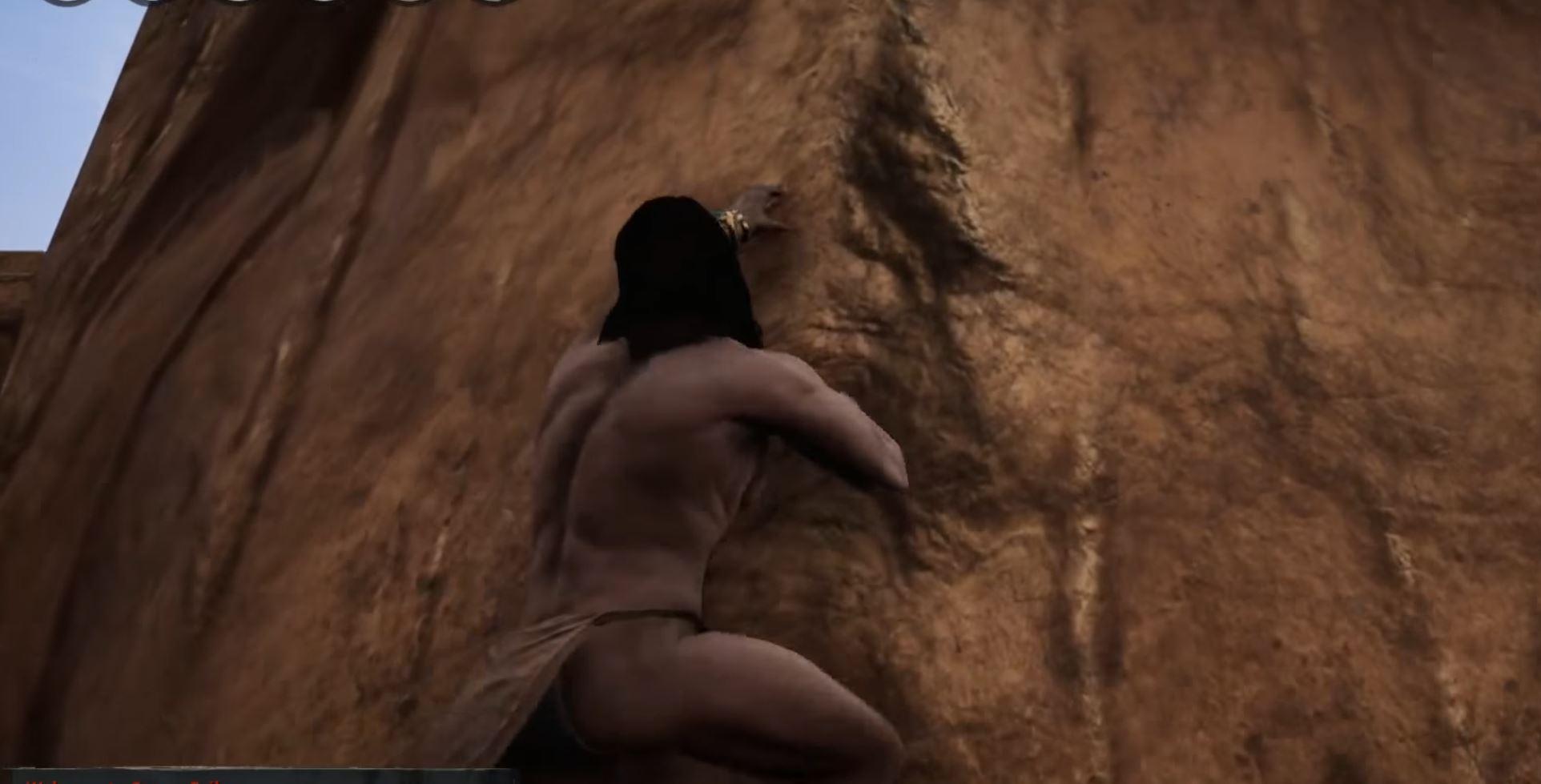 Kletterausrüstung Conan Exiles : Conan exiles kletter feature u barbaren entdecken parcours mein