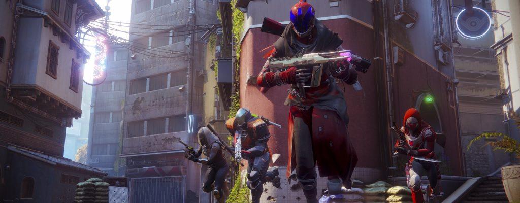 Destiny 2: Hüter wird zum Bomben-Kurier, erzielt genialen PvP-Kill