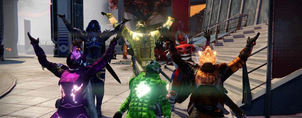 Das Shader-System in Destiny 2 soll bald besser werden, sich an D1 orientieren