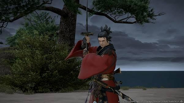 ff 14 samurai