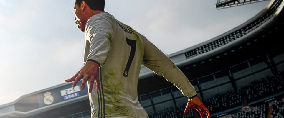 FIFA 18 – Gameplay-Video: Komplettes Match mit Real Madrid