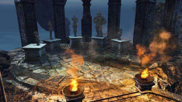 guild wars 2 statuen