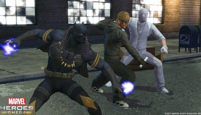 Marvel Heroes Omega ist jetzt live auf PS4 und Xbox One