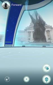 Pokémon GO offene Arena