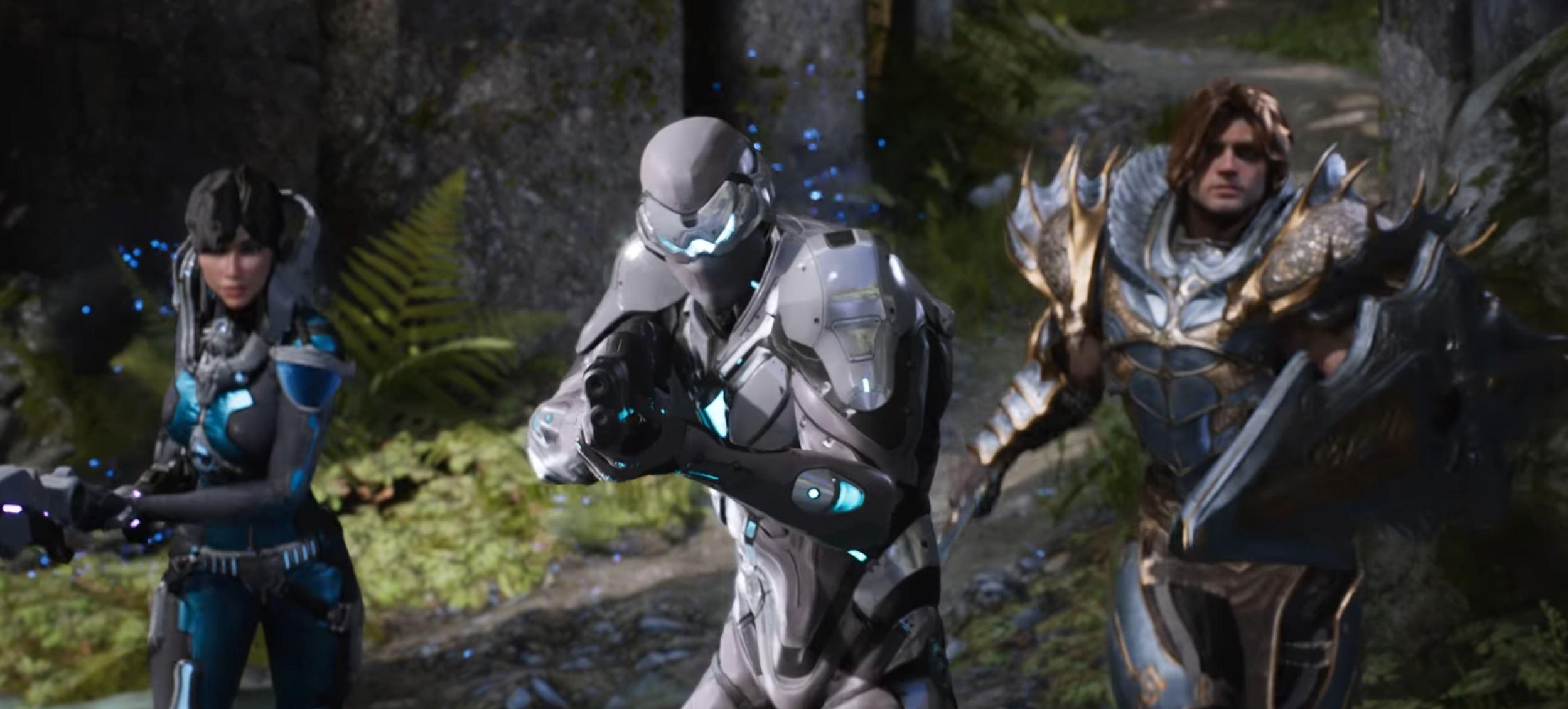 paragon wraith surprise