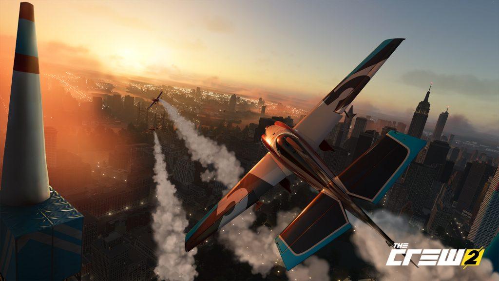 The Crew 2 Flugzeug