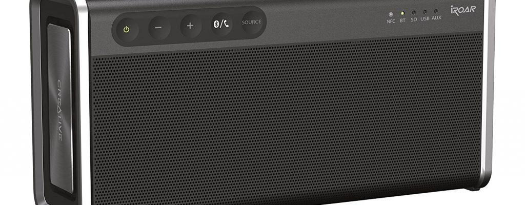 Amazon-Angebote am 17.7.: Creative iRoar Go, UHD-TVs