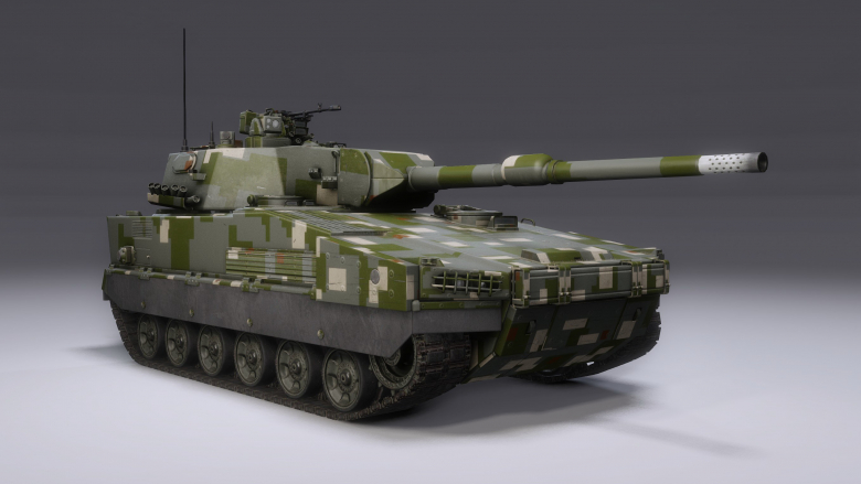 Armored Warfare panama update tank01