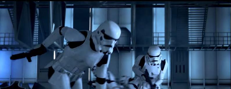 Battlefront 2 Trooper