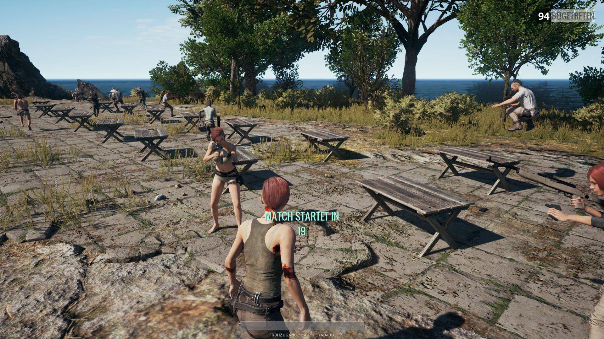 Battlegrounds test 09