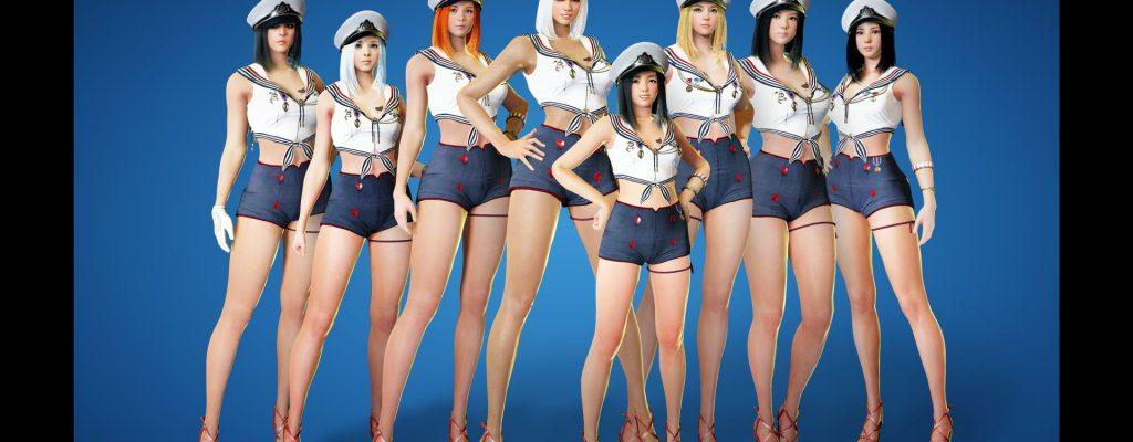 Kostümwettbewerb in Black Desert: Zeigen die Frauen-Kostüme zu viel?
