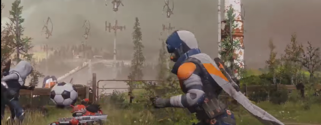 Destiny 2 Beta: Die Farm – Mikrotransaktionen, Natur und Fußball