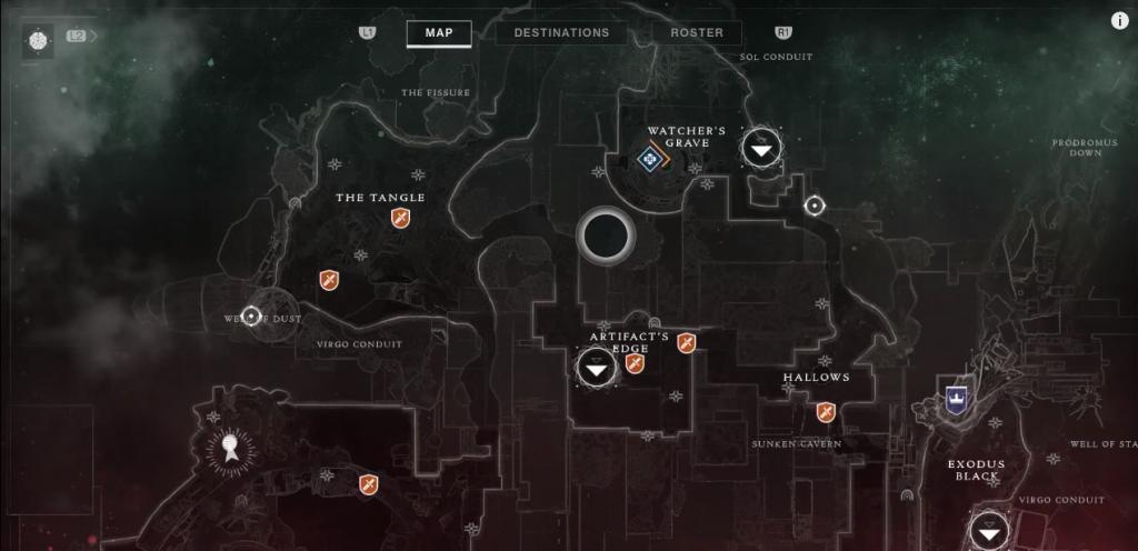 Destiny-Karte