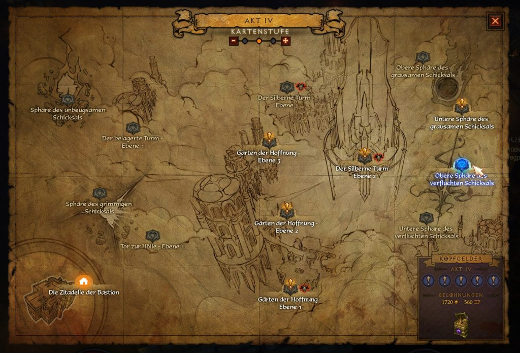 Diablo 3 Goblin Akt IV - Teil 2