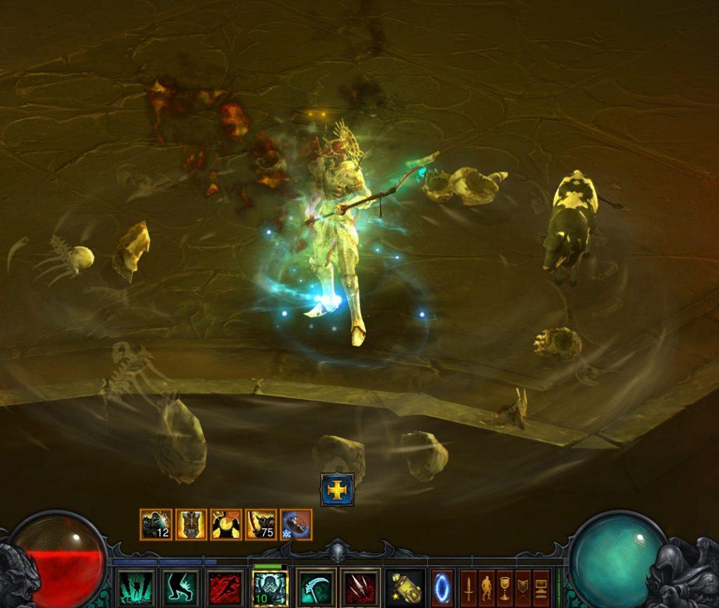 Diablo 3 Knochenrüstung