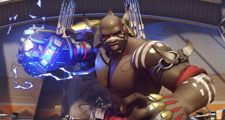 Overwatch: Oneshot-Doomfist – Das gleiche Problem wie bei Roadhog?