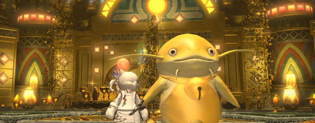 "Final Fantasy XIV – Kanäle von Uznair: ""Wie Aquapolis, aber anders"""