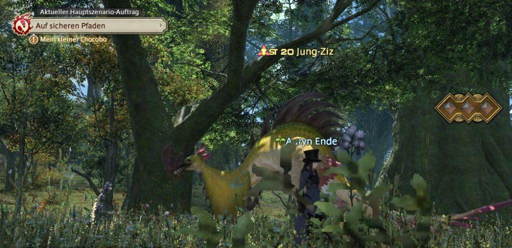 Final Fantasy Kreatur
