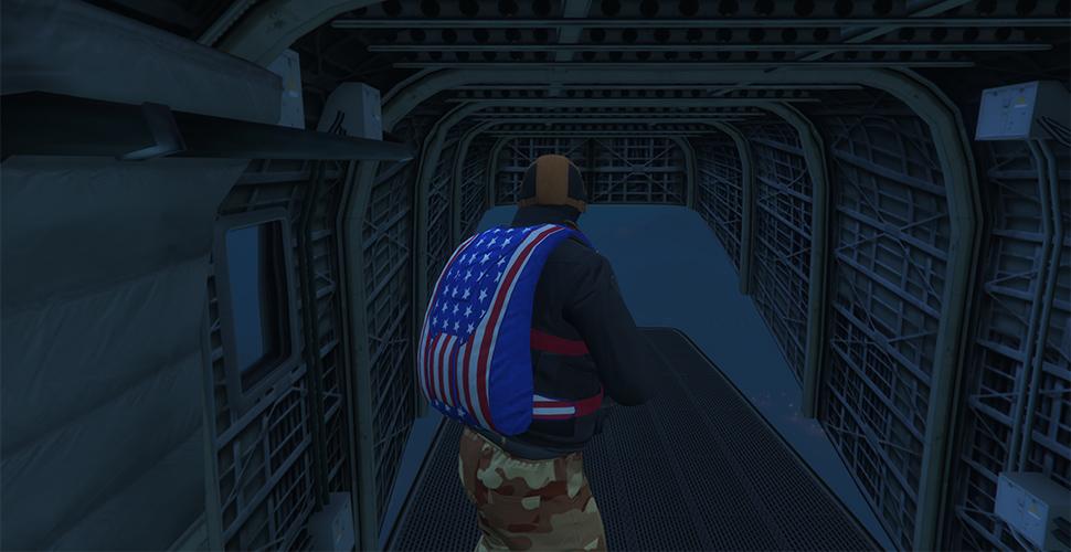 GTA 5 Online Dawn Raid Sprung