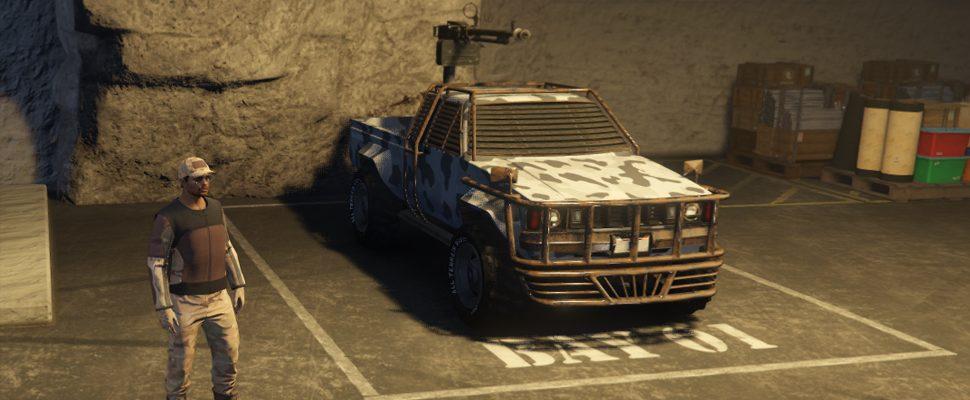 """GTA 5 Online: Eine """"hochgezüchtete Kampfmaschine"""" ist im Spiel"""