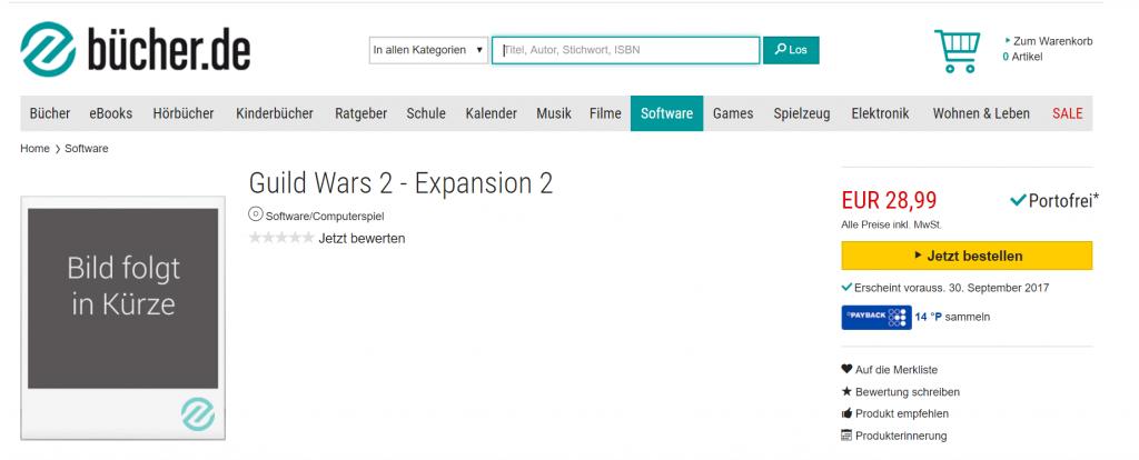 GW2 Expansion