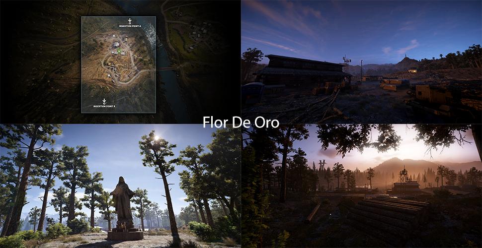 Ghost Recon Wildlands Flor De Oro Leak
