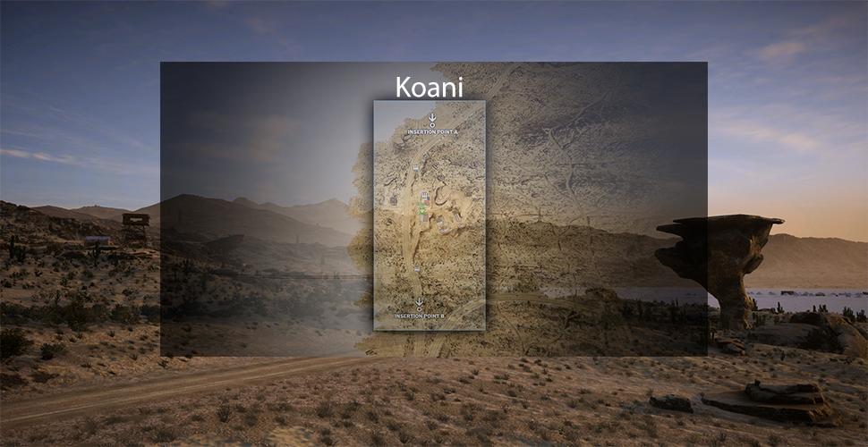 Ghost Recon Wildlands Koani Leak