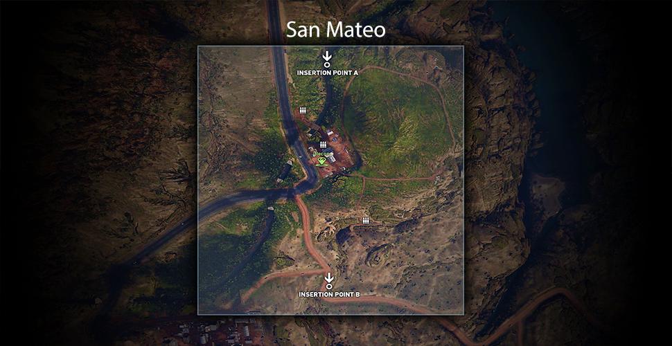 Ghost Recon Wildlands San Mateo Leak